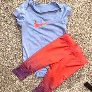 Baby Girl Nike Outfit